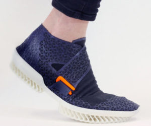Shoetopia 3D Printed Shoe Concept