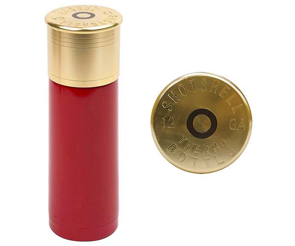 Shotgun Shell Thermos