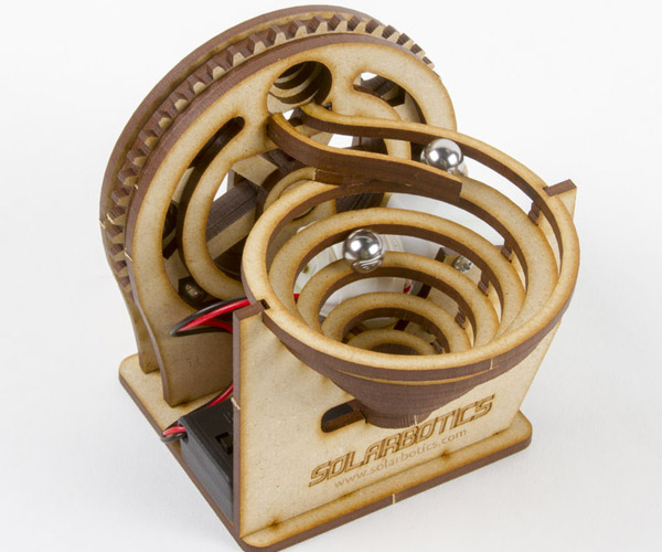 Solarobotics Marble Machine Kit