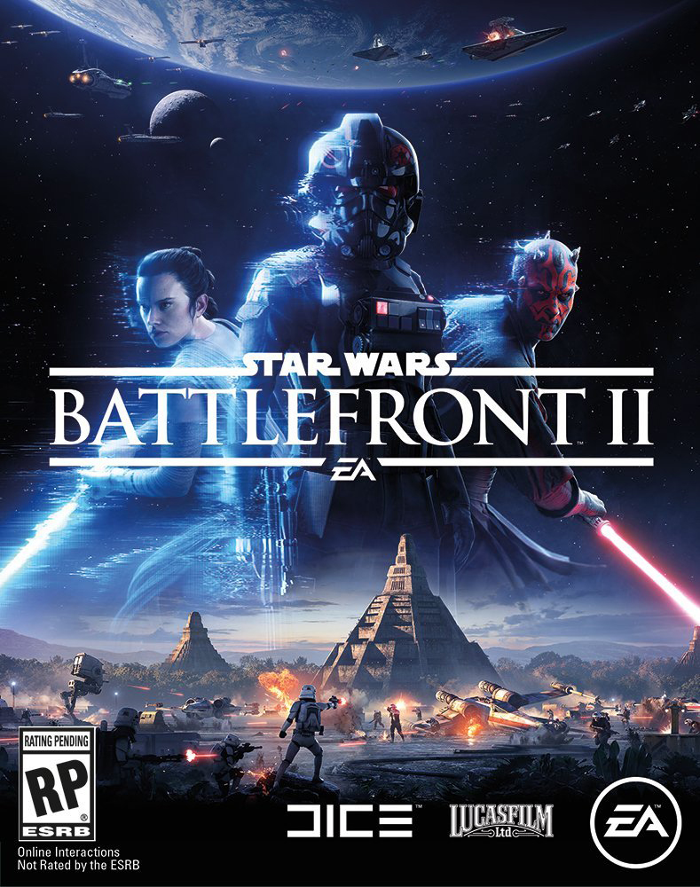 Star Wars Battlefront II (Trailer)