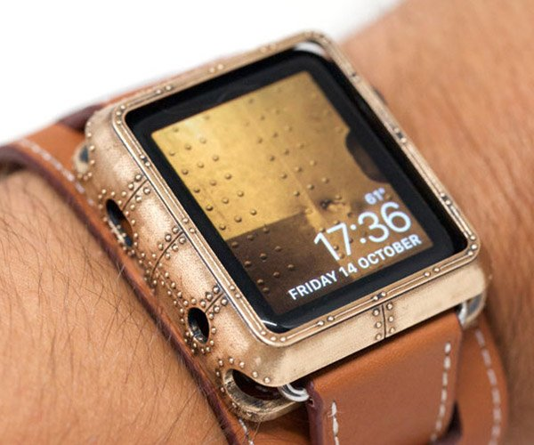 Apple Watch Steampunk Covers