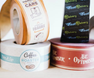 Sticker Mule Custom Packing Tape