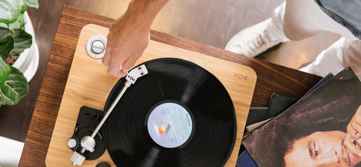 Stir it Up Turntable