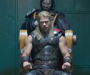 Thor Gets a Haircut