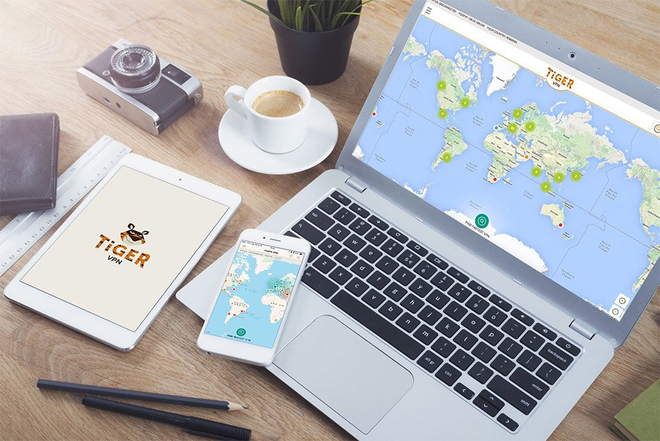 Deal: TigerVPN Lifetime Subscription
