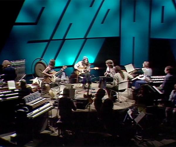Tubular Bells Live c. 1973