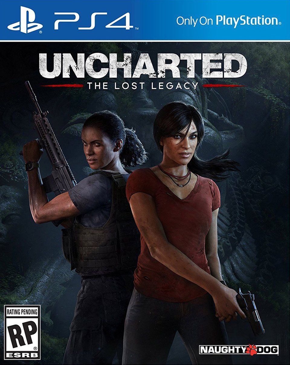 Uncharted: The Lost Legacy (Trailer)
