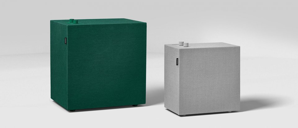 Urbanears Connected Speakers