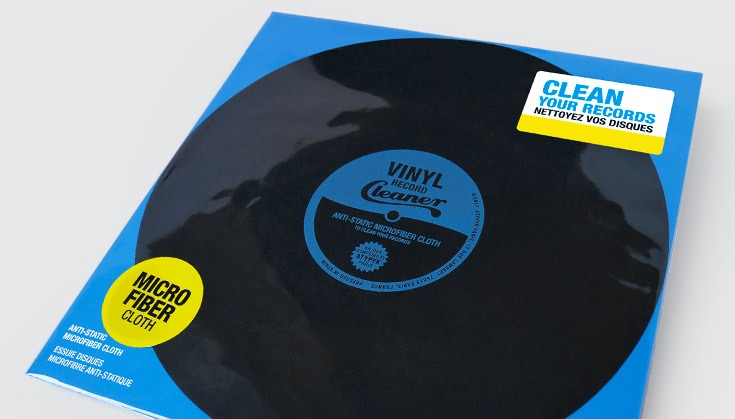 Vinyl Cleaner Cloth