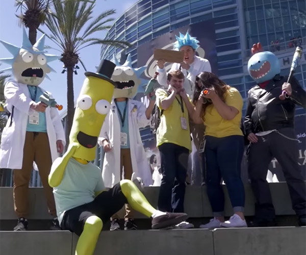 WonderCon 2017 Cosplay