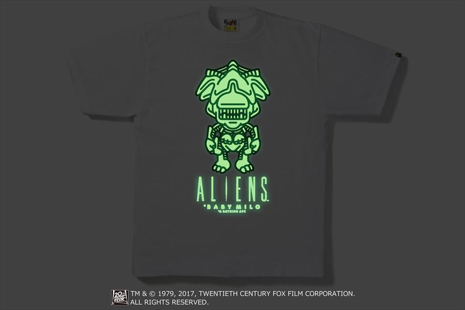 2017 BAPE x Alien