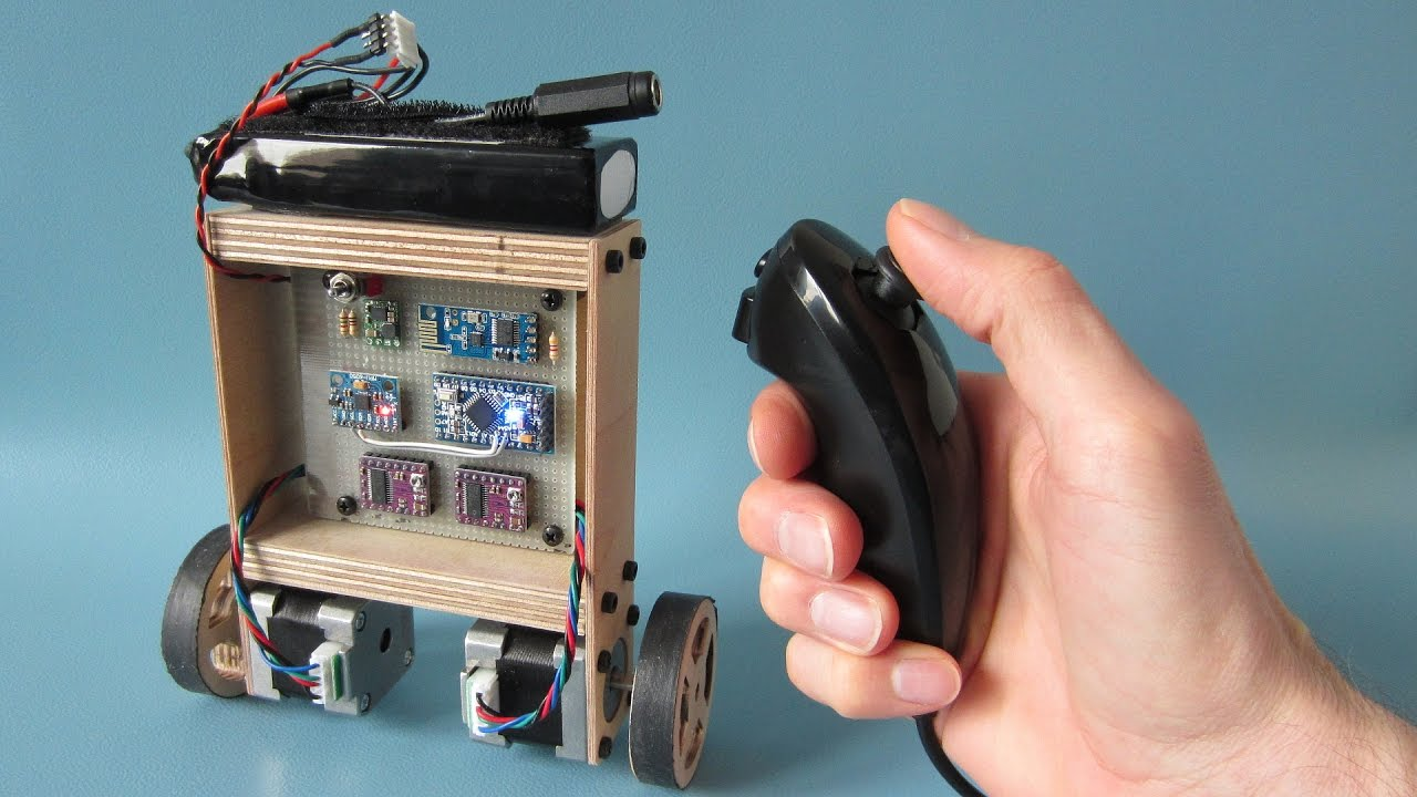 DIY Obstacle Avoiding Robot With Arduino and