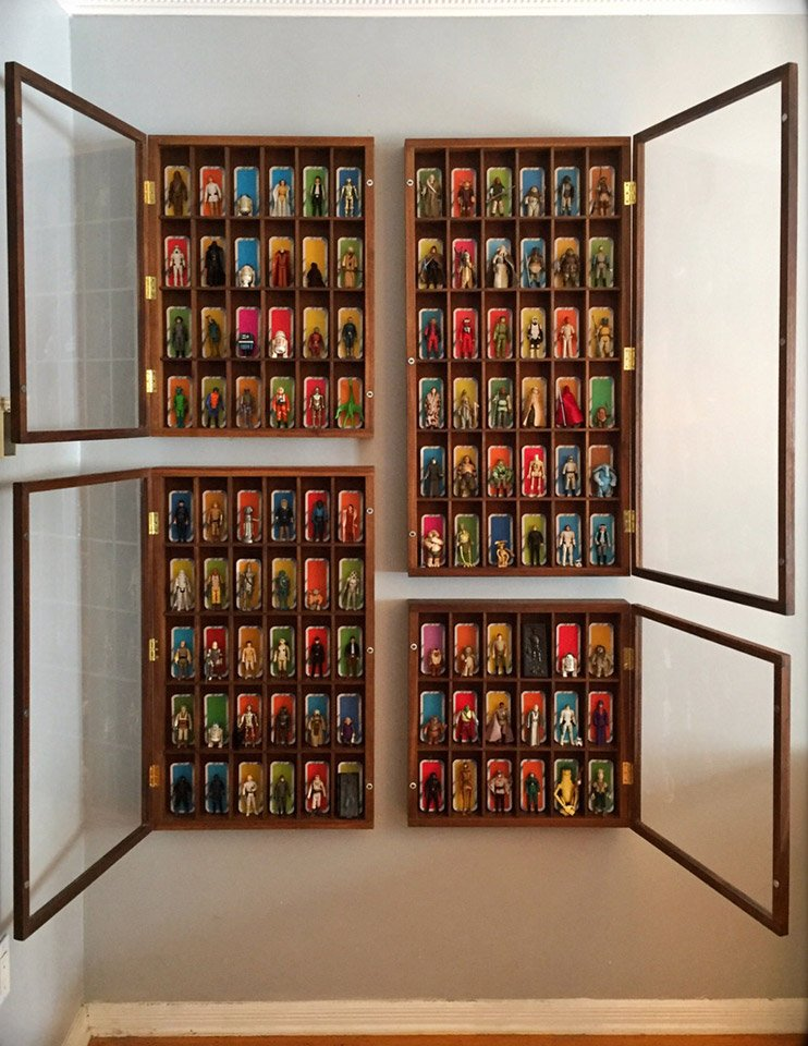 Action Figure Display Furniture