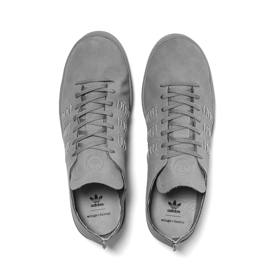 separation shoes 630a5 0ebbd Adidas x Wings + Horns Campus