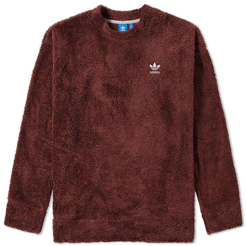 Adidas Terry Relaxed Sweater