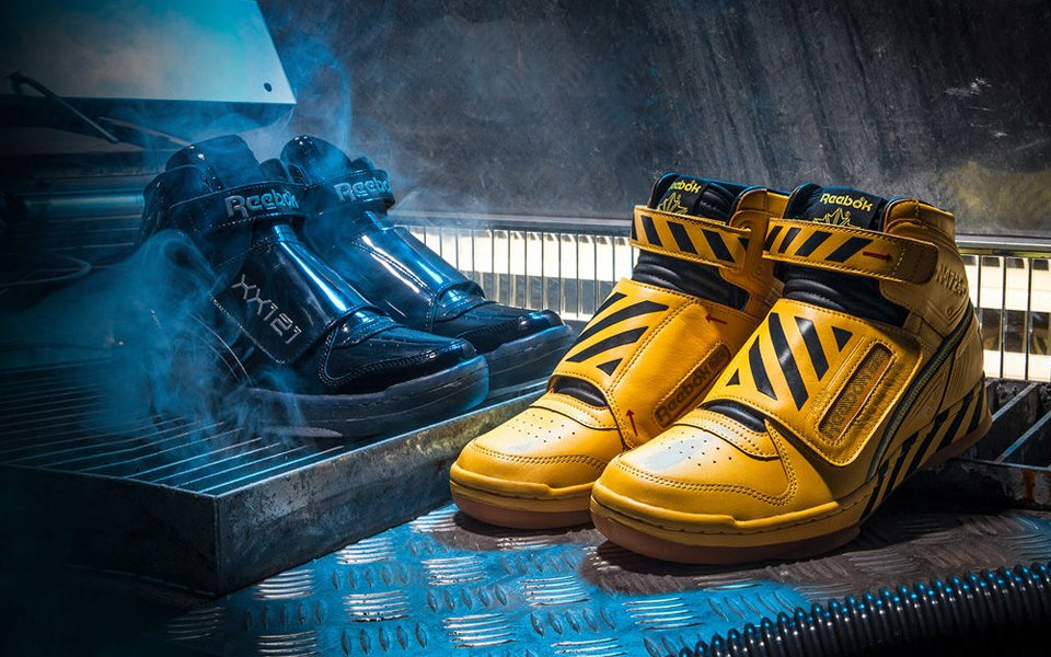 Reebok Alien Stomper Double-Pack