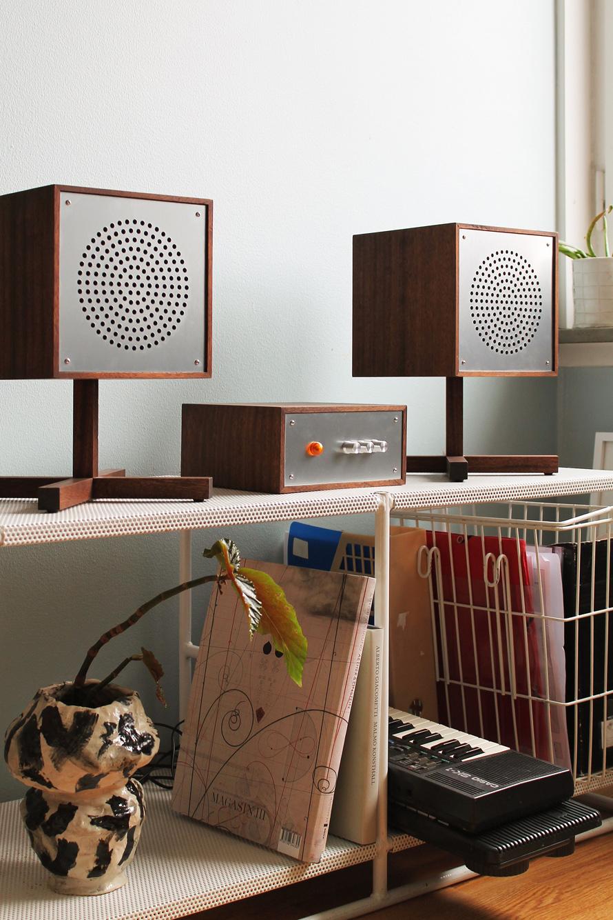 Astovox Hi-Fi System