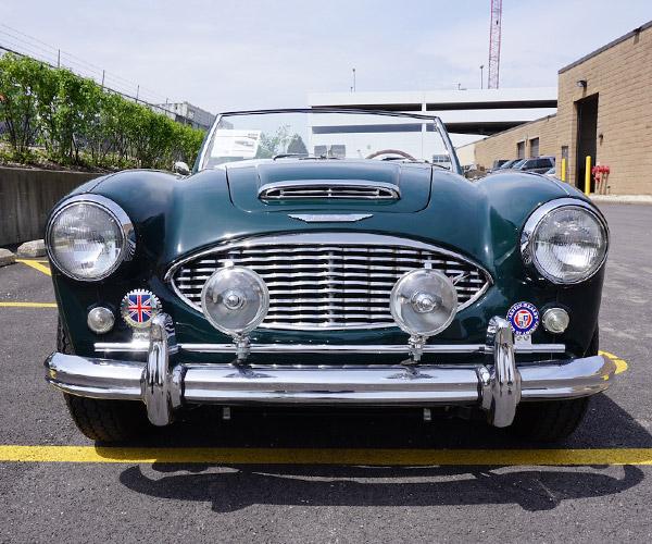 Driven: Austin Healey 3000