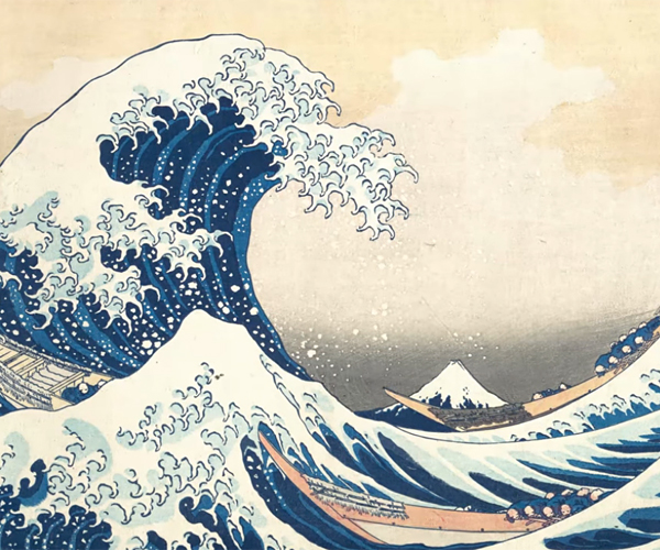 Better Know the Great Wave