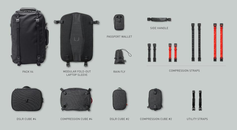 0e7102a812 V4 Modular Backpack