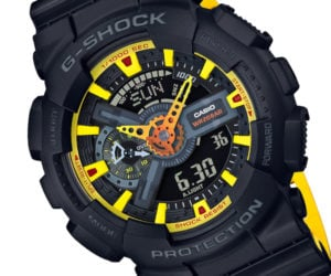 Casio G-SHOCK Bright Yellow