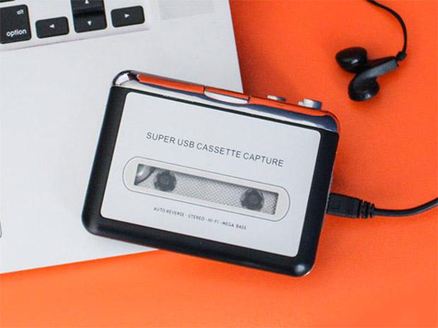 Deal: Cassette to MP3 Converter
