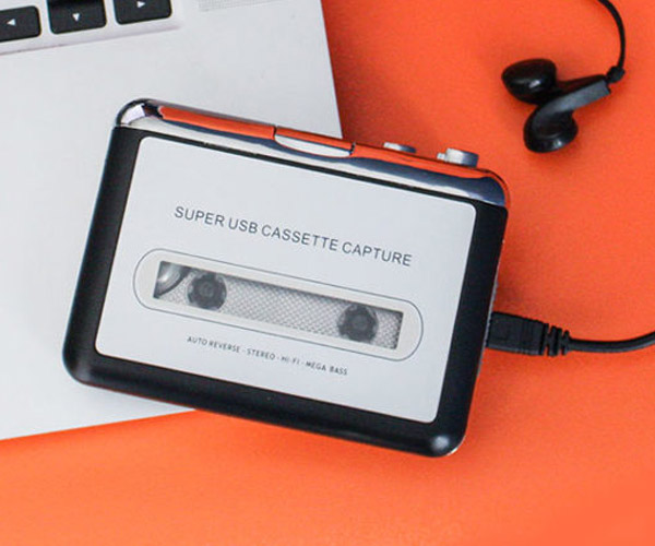 Deal: Cassette to MP3 Converter