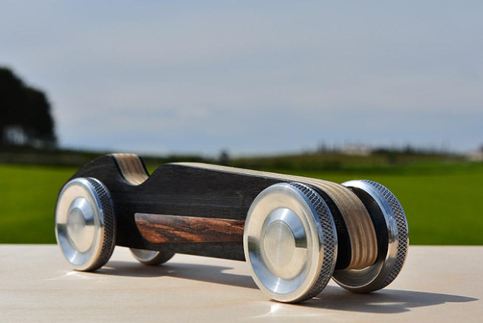 Classic Racer Car Miniatures