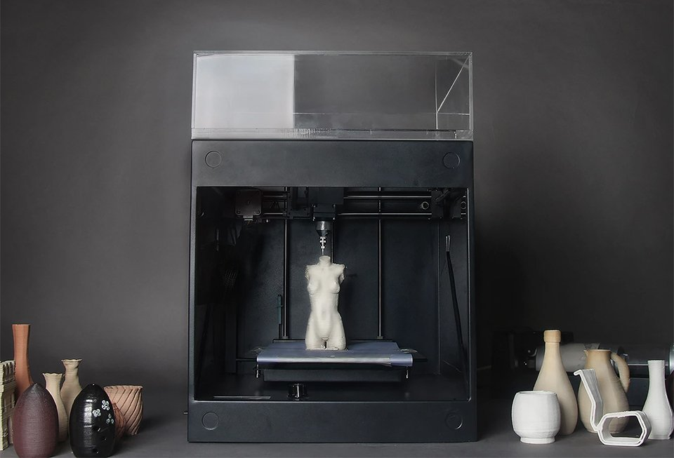 ClayXYZ 3D Printer