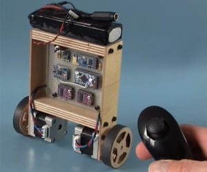 DIY Self-Balancing Robot