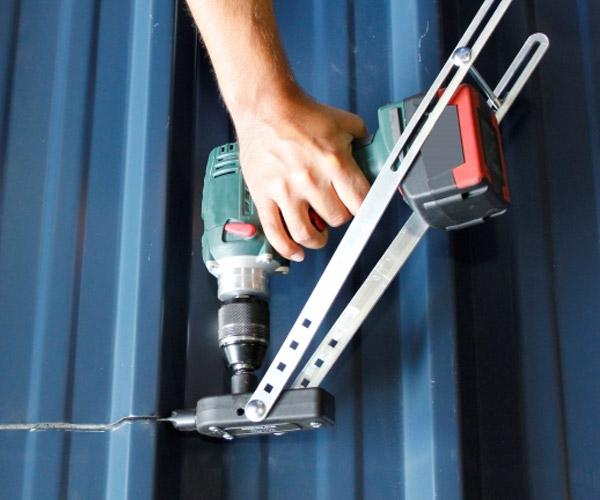 EDMA Nibblex Cutting Tool