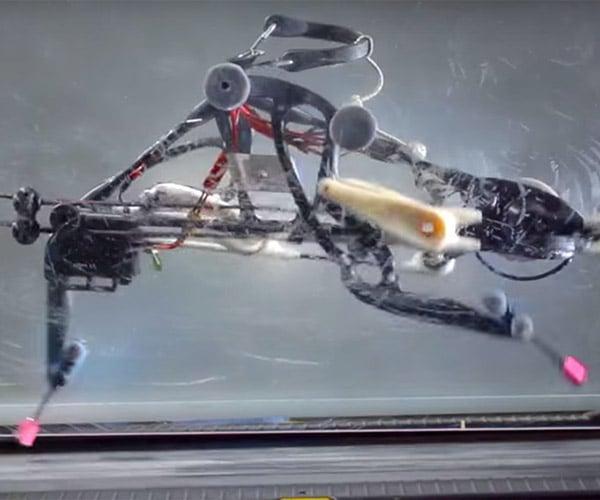 Planar Elliptical Runner Robot