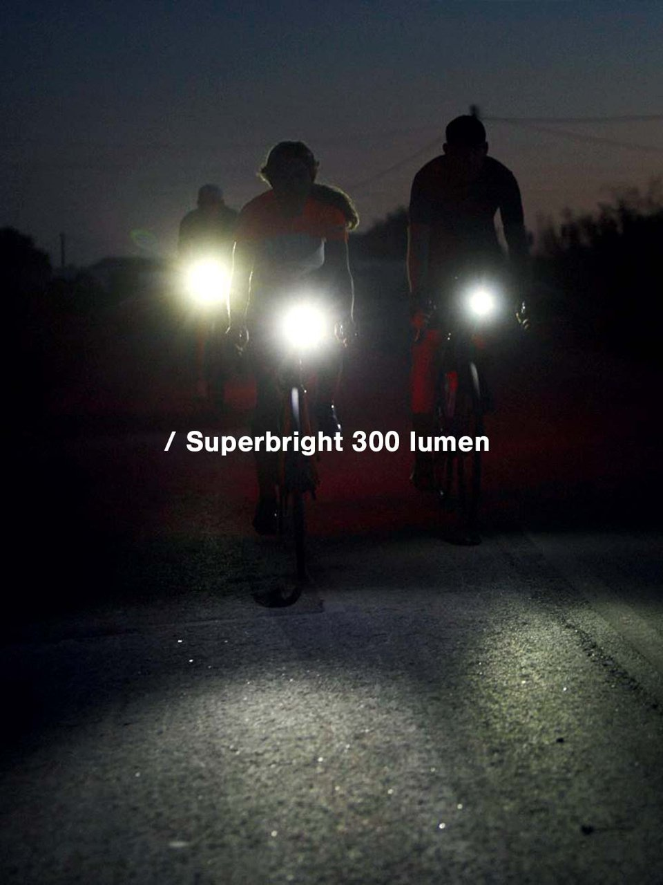 Fabric FL300 Bike Light