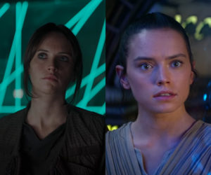 Rogue One vs. Force Awakens