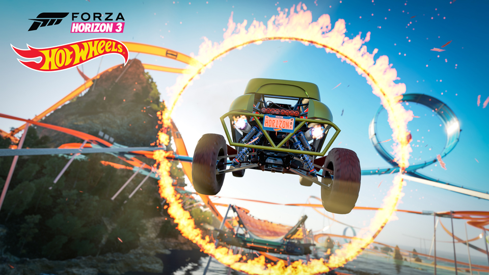 Forza Horizon 3 Hot Wheels DLC