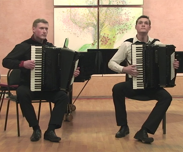 The Imperial Accordion March