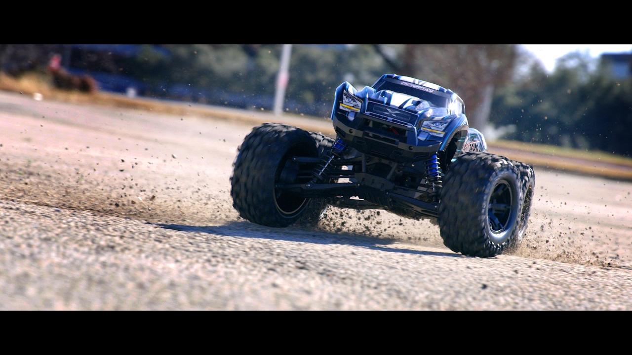 Traxxas 8S X-Maxx RC Truck