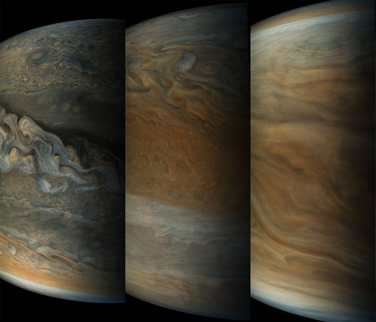 Jupiter up Close