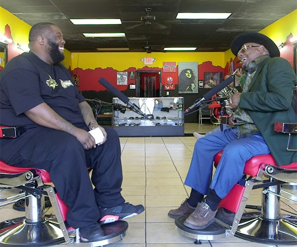Killer Mike Meets George Clinton