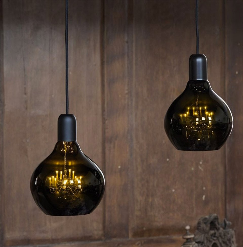 King Edison Ghost Pendant Lamp