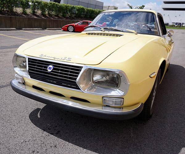 Driven: Lancia Fulvia Sport Zagato