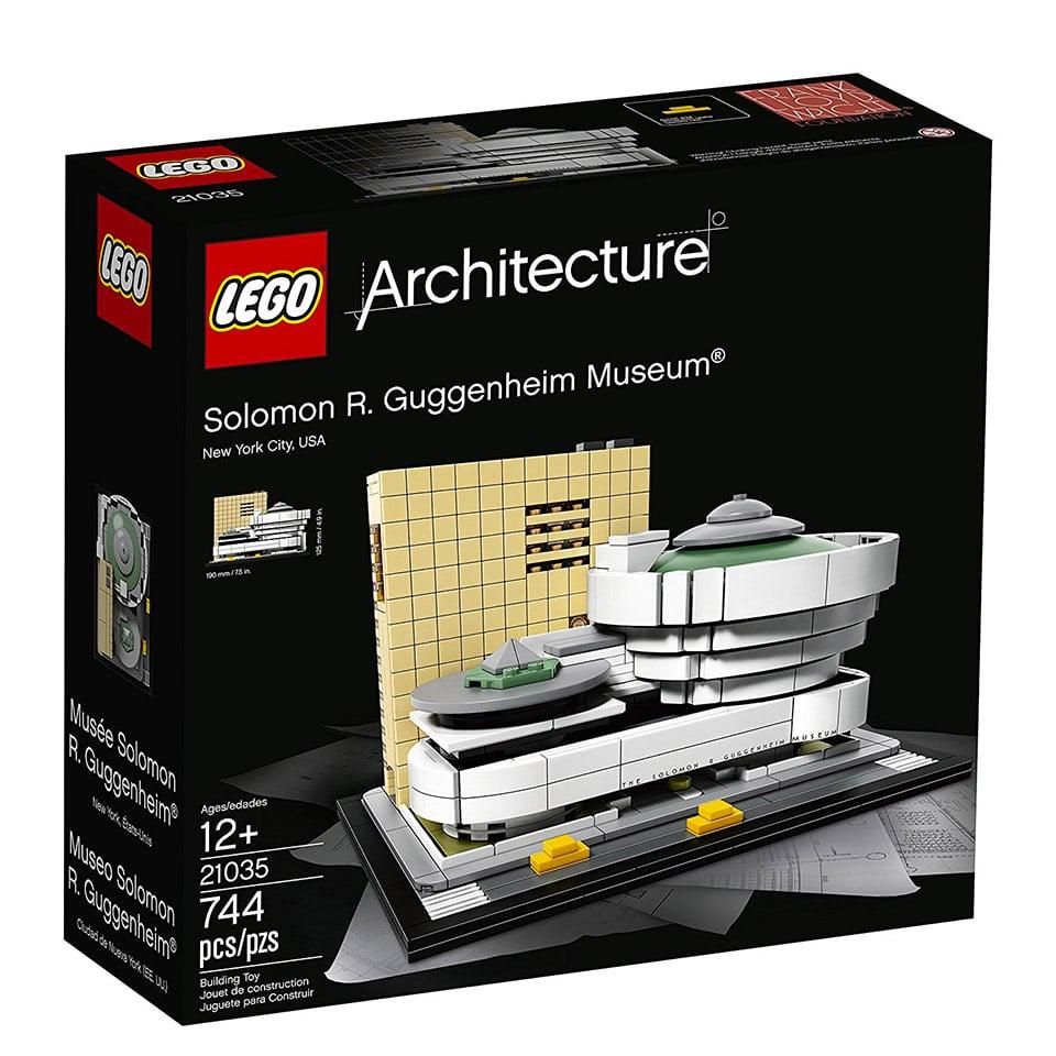 LEGO Guggenheim Museum