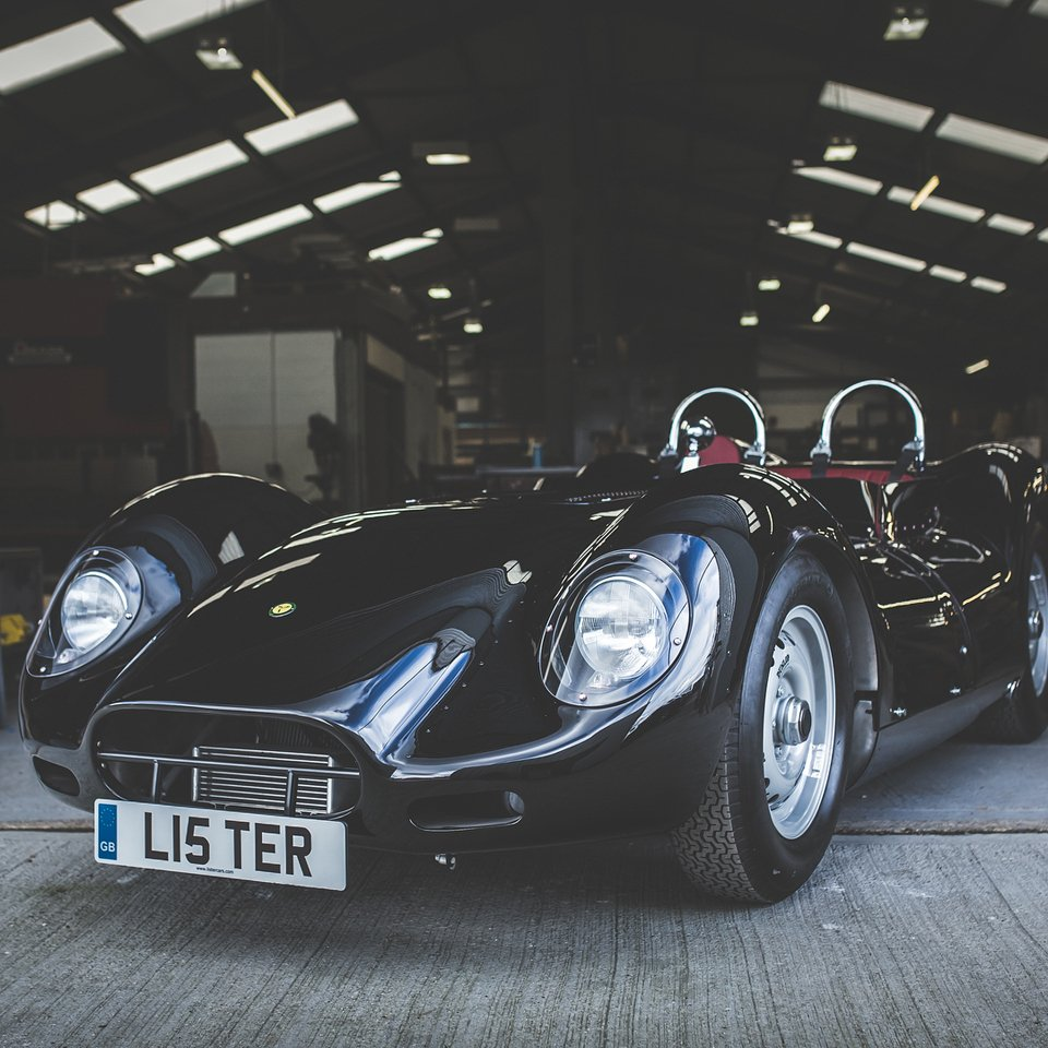 Lister Knobbly Continuation