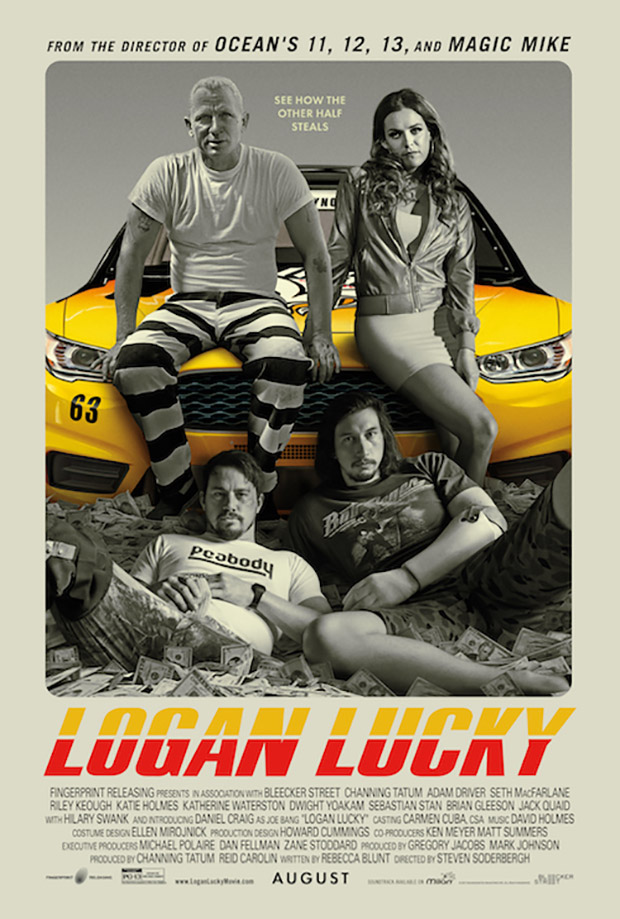 Logan Lucky (Trailer)
