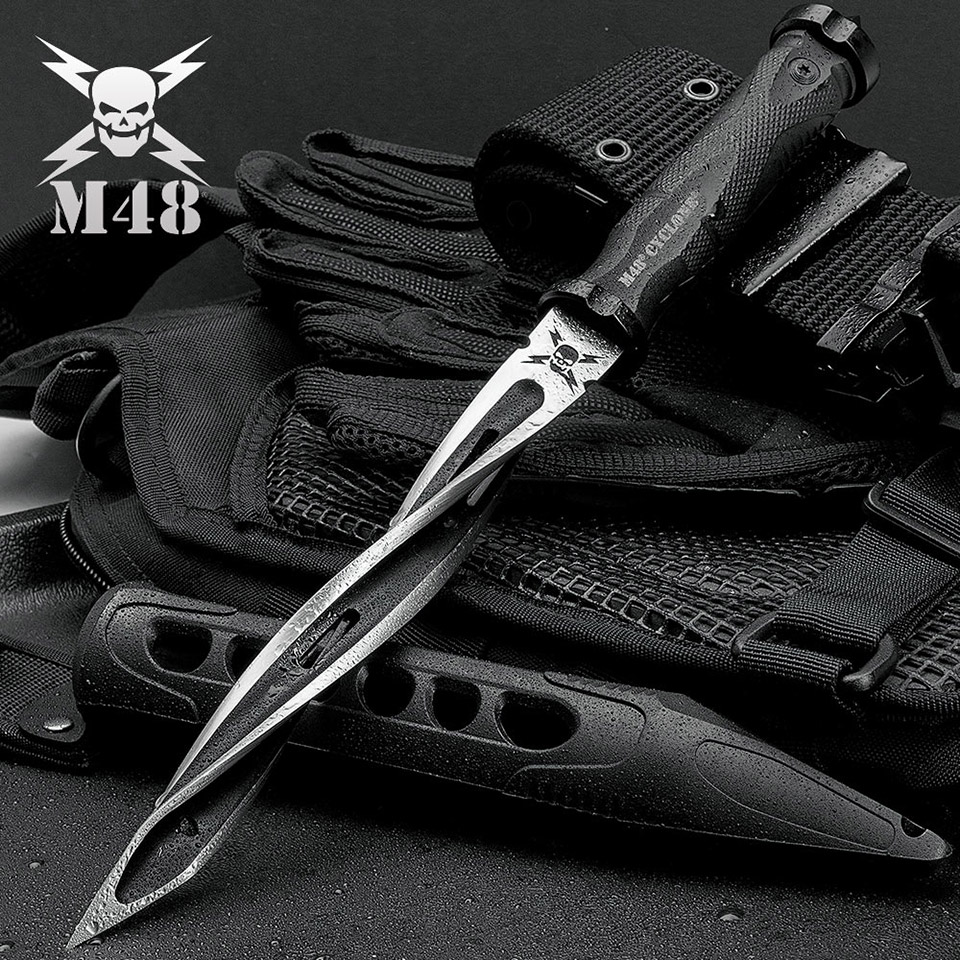 M48 Cyclone Fixed Blade Knife