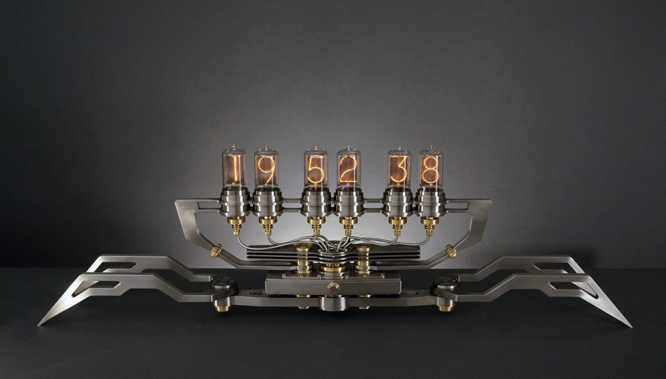 M.A.D. Gallery Nixie Machine II