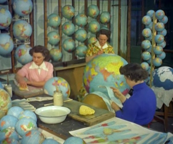 Making Globes