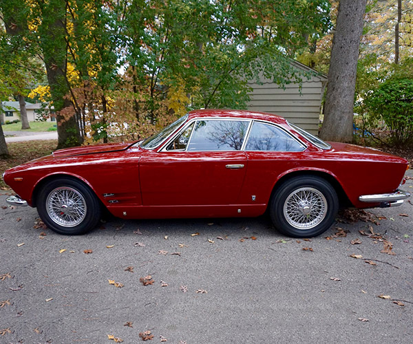 Driven: 1963 Maserati Sebring