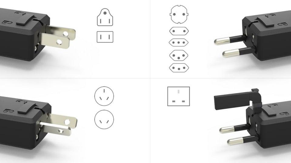 Micro Travel Adapter