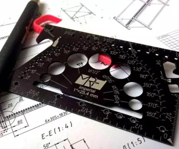MRF Smart Ruler 2.0